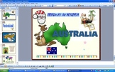 Christmas Around the World - Christmas in Australia - PowerPoint