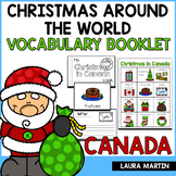 Christmas Around the World - Christmas in Canada Booklet