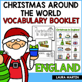 Christmas Around the World - Christmas in England Booklet