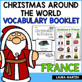 Christmas Around the World - Christmas in France Booklet