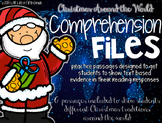 Christmas Around the World Comp Files: Practice Passages for Text Based Evidence