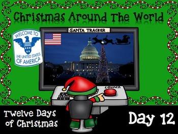 Christmas Around the World ~ United States