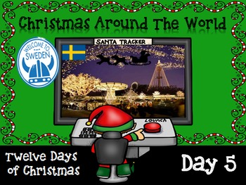 Christmas Around the World ~ Sweden