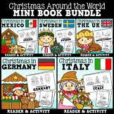 Christmas Holidays Around the World - Differentiated Mini Book BUNDLE
