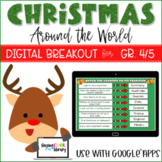 Christmas Around the World Digital Breakout