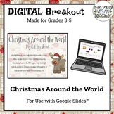 Christmas Around the World - Digital Breakout