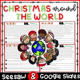 Christmas Around the World Digital Reading Passages