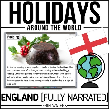 Christmas Around the World: ENGLAND {Powerpoint Presentation}