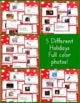 Holidays Around the World for Kindergarten and First Grade