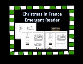 Christmas Around the World Emergent Readers