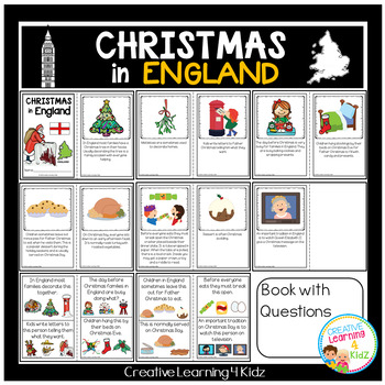 Christmas Around the World:England Book