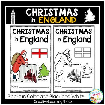 Christmas Around the World: England Book