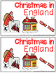 Christmas Around the World: England Emergent Easy Reader and Flip Book
