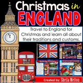 Christmas Around the World PowerPoint: England