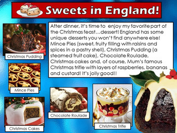 Christmas Around the World PowerPoint: England