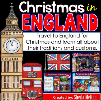 Christmas In England.Christmas In England Powerpoint Christmas Around The World