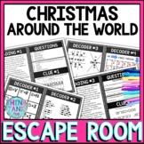 Christmas Around the World Escape Room Activity