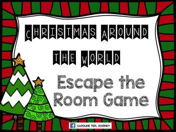 Christmas Around the World Escape the Room