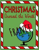 Christmas Around the World: FRANCE! Reading Comprehension Passage & Questions!