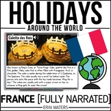 Christmas Around the World: FRANCE {Powerpoint Presentation}