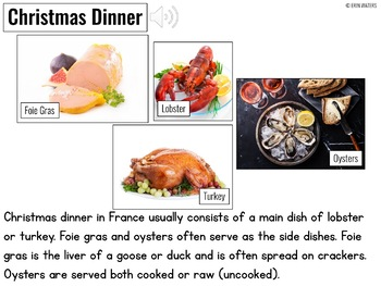 Christmas Around the World: FRANCE {Powerpoint Presentation}