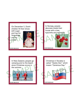 Christmas Around the World Activity