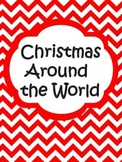 Christmas Around the World Facts Worksheet (works for any