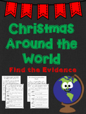 Christmas Around the World - Find the Evidence!