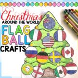 Christmas Around the World Flag Crafts