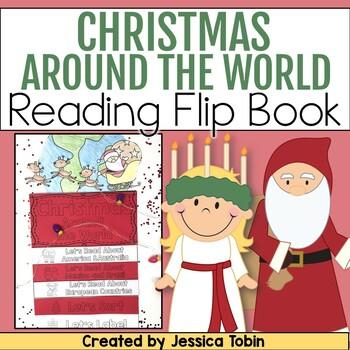 Christmas Around the World Flip Book