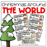Christmas Around the World Flip Up Book BUNDLE