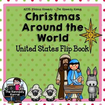 Christmas Around the World - United States - CHRISTIAN {Fl