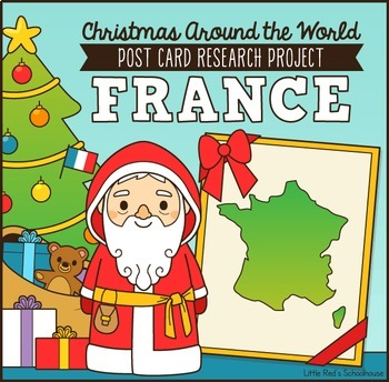 Christmas Around the World - Christmas in France