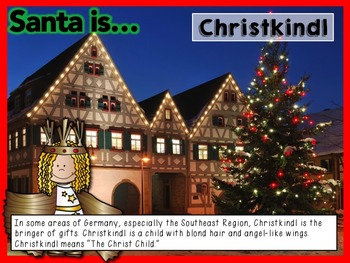 Christmas Around the World: GERMANY {Powerpoint Presentation}