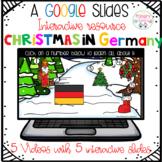 Christmas Around the World Germany Google Slides