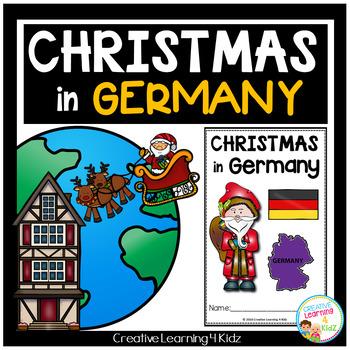 Christmas Around the World:Germany Book