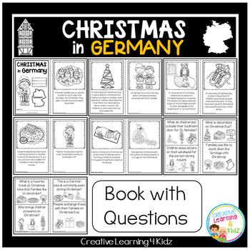 Christmas Around the World: Germany Book