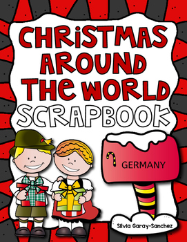 Christmas Around the World: Germany Scrapbook