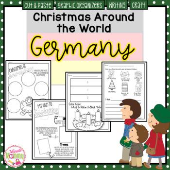 Christmas Around the World: Germany Scrapbook