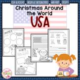 Christmas Around the World: USA Scrapbook