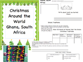 Christmas Around the World - Ghana