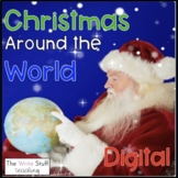 Christmas Around the World Google Slides™ Microsoft Onedrive
