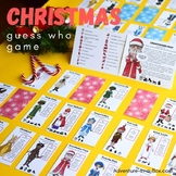 Christmas Around the World Guess Who Game (+ Classroom Rules with Posters)