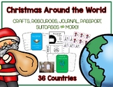 The Ultimate Christmas Around the World Pack - 36 Countries, Passports & More!