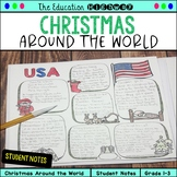 Christmas Around the World | I Love to Doodle