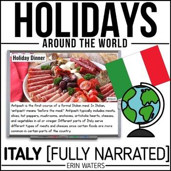 Christmas Around the World: ITALY {Powerpoint Presentation}
