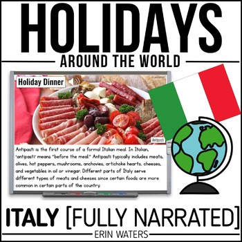 Christmas Around the World: ITALY {Powerpoint Presentation}
