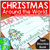 Christmas Around the World Informational Text Structure Bo