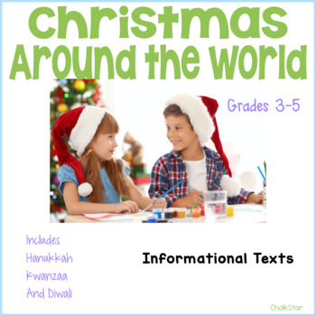 Christmas Around the World Informational Texts