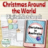 Christmas Around the World Interactive Digital Student Workbook